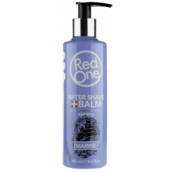 Red one Aftershave Balm...